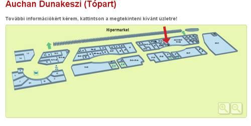 auchan térkép Dunakeszi   Auchan   BioTechUSA Shop auchan térkép
