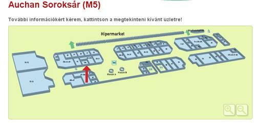 auchan térkép Soroksár   Auchan   BioTechUSA Shop auchan térkép
